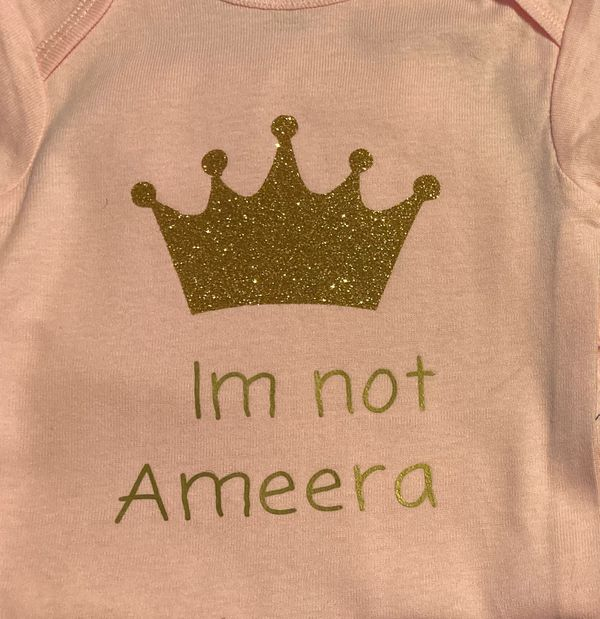 Personalized Baby/ kids clothing , Create Your Own Bodysuit, Custom Name Bodysuit, Custom Text Baby Clothes, Baby Gift