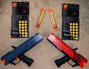 Nerf Gun Bundle- Rival Apollo XV-700 for Sale in Flower Mound, TX
