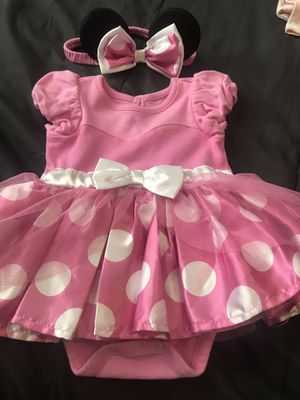 Minnie Mouse Costume/outfit for Sale in Lutz, FL