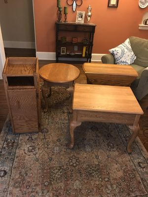 4 tables for sale for Sale in Melrose, TN