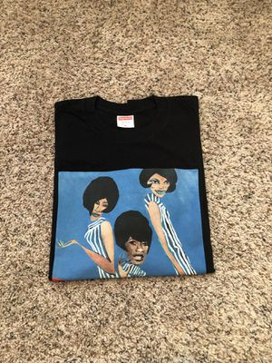 Supreme Group Tee Size Medium Black for Sale in Aloha, OR