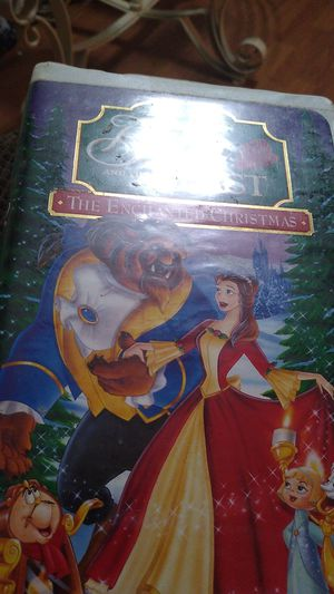 Movie of beauty and the beast for Sale in Zephyrhills, FL