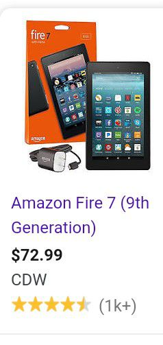 Amazon fire tablet for Sale in Detroit, MI
