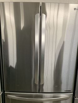 LG 3 Door Fridge for Sale in Fontana,  CA