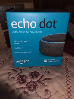 Brand New Amazon Echo Dot for Sale in Los Angeles, CA