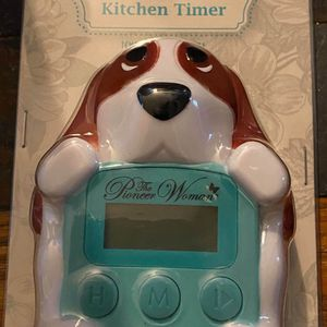 Pioneer Woman Charlie Kitchen Timer for Sale in Haines City, FL