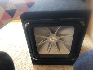 L5 15inch Solarbaric sub for Sale in Victorville, CA