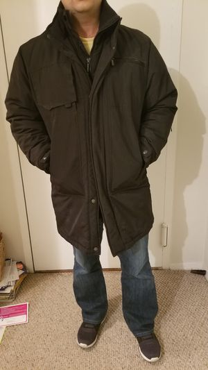 Men's heavy parka for Sale in Bethesda, MD