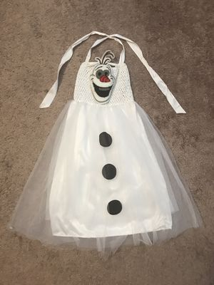 Olaf dress for Sale in Davenport, FL
