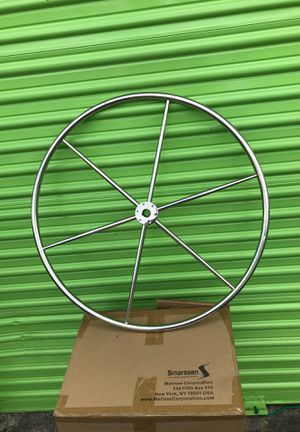 "Sailboat Steering Wheel 30"" helm for Sale in Fort Lauderdale, FL"