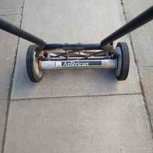 American Lawn Mower (20') ( No Maintenance Require) for Sale in Garden Grove, CA