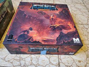 Mythic Battles Pantheon Hephaistos for Sale in Seattle, WA