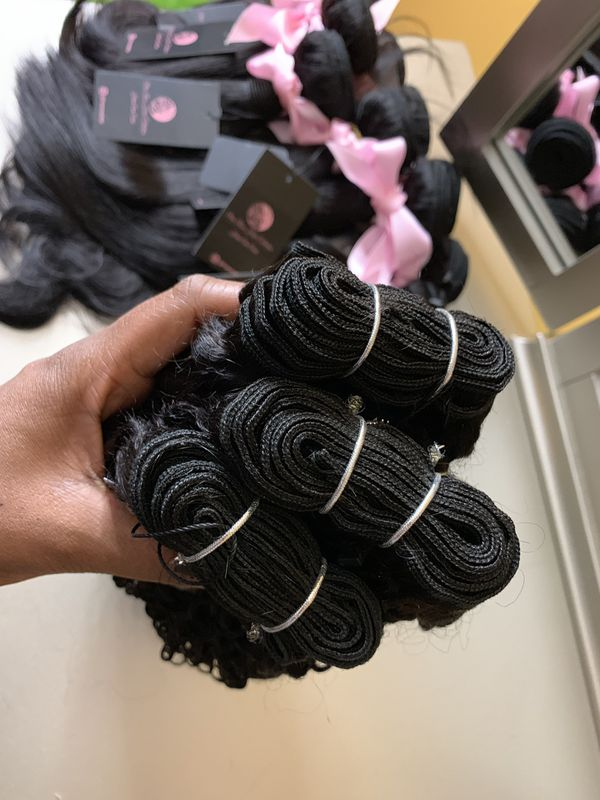 Pure Rose hair collection