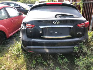 2013 Infiniti fx35 parts only for Sale in Riverview, FL
