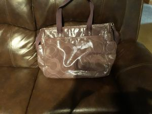 Coach diaper bag for Sale in Flossmoor, IL