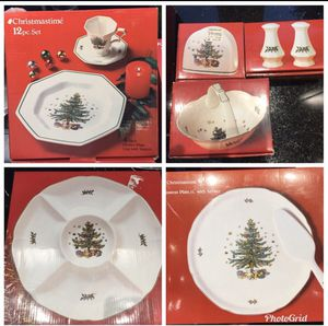 Christmas time by nikko sets for Sale in Aventura, FL