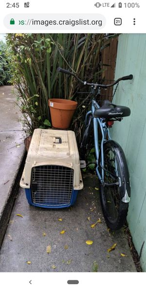 Dog kennel airplane for Sale in Los Angeles, CA
