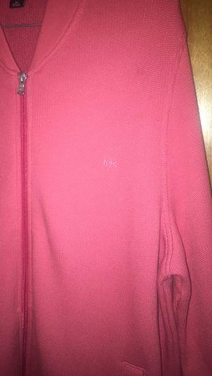 Men's MK zip up sweater XL for Sale in Snellville, GA