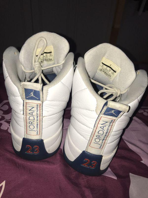 "Jordan 12 ""French Blue"""