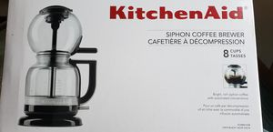 KitchenAid Siphon Coffee Brewer for Sale in Columbia, MO