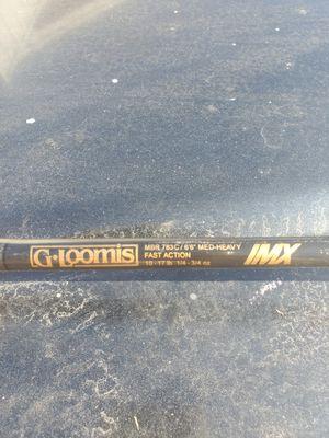G Loomis gloomis fishing rod for Sale in Long Beach, CA