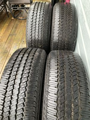 Tires - Continental Contitrac 275 65R18 for Sale in Garrison, MD