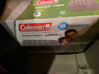 Queen- Double High Air mattress for Sale in Newcastle,  CA