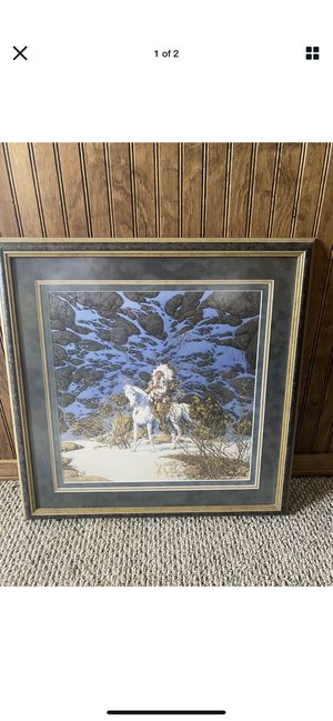 Bev Doolittle painting for Sale in Cheswick, PA