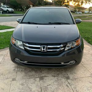 Honda Odyssey Touring Elite 2016 for Sale in Hollywood, FL