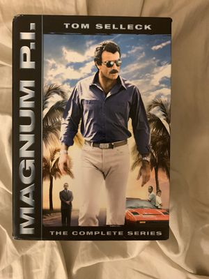 Magnum PI the complete series for Sale in Murrieta, CA