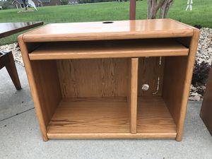 Very HEAVY, sturdy computer desk for Sale in Goode, VA