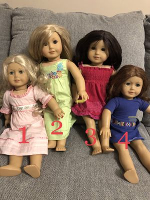 American Girl Dolls for Sale in Crown Point, IN