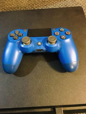 PlayStation slam brand new works perfect and with blue controller for Sale in Dulles, VA