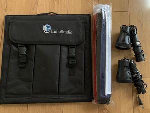 LimoStudio portable photography studio tent kit for Sale in Tucson, AZ