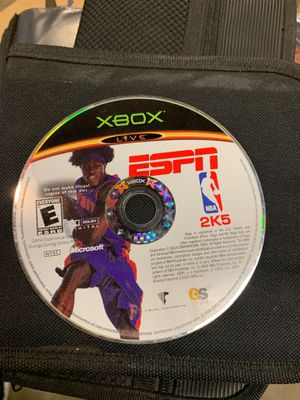 ESPN game for Xbox for Sale in Lodi, CA