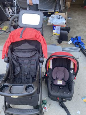 Car seat and stroller travel system for Sale in Hemet, CA