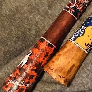 Two VALILO Australia Didgeridoos for Sale in Santa Clara, CA