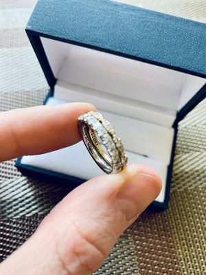 Tacori wedding bands. Ladies size 5.5 for Sale in East Hartford, CT