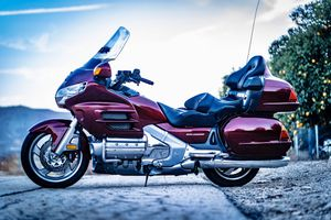 2005 Honda Goldwing - 35th Anniversary Edition for Sale in Redlands, CA