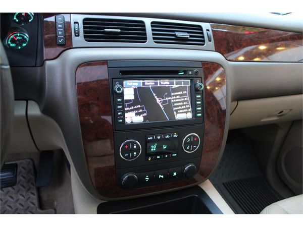 2011 Chevrolet Silverado 1500 TRI COAT WHITE LTZ FULLY LOADED W/ ONLY 82,788 MIL