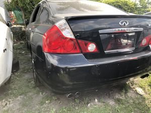Infinity M35 for parts for Sale in Miami, FL