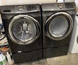 Samsung Front Load Washer And Gas Dryer for Sale in Orange, CA