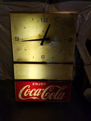 Antique Coca Cola Sign for Sale in Purcellville, VA