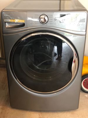 "Whirlpool Front ""Load and go"" Washer/ Dryer combo for Sale in Chantilly, VA"