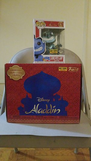 Aladdin funko pop for Sale in Lansdowne, PA