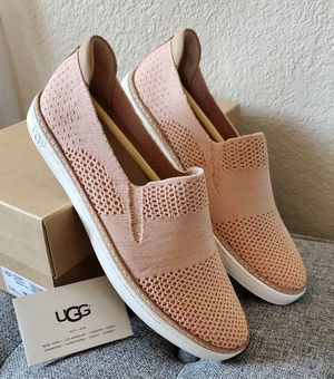 UGG Sneakers Size 7 Tropical Peach Sammy Metallic for Sale for sale  San Jose, CA