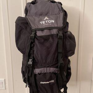 TETON Sports Explorer 4000 Internal backpack for Sale in Fort Lauderdale, FL