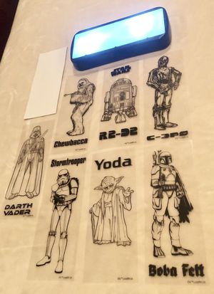 Star Wars Light Up Tracer Set: Characters for Sale in Pembroke Pines, FL