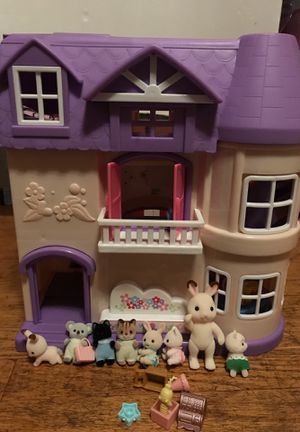 Peppa pig playhouse and you and me dollhouse for Sale in Portland, OR