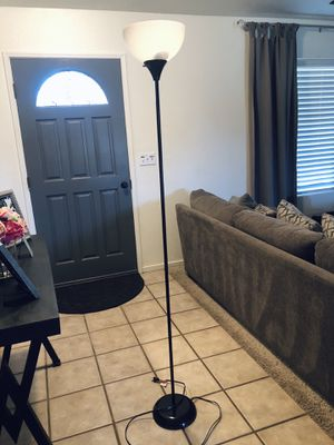 Mainstays Floor Lamp set of two for Sale in Dinuba, CA